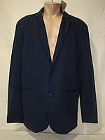 Мужской пиджак House Brand с налокотниками , фото 1