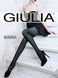 Колготки женские с рисунком Giulia Rianna 60 модель 5.