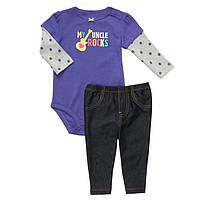 Детский комплект для девочки  12,  24 месяца