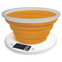 Весы кухонные ADLER AD 3153 orange