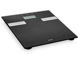 Весы напольные AEG PW 5644 black 7 в 1