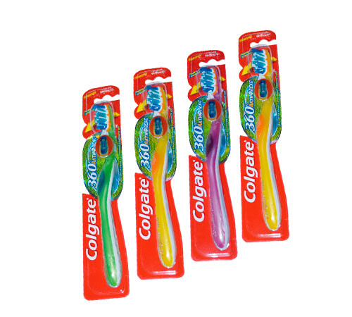 Colgate зубная щетка 360