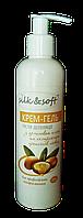 Крем-гель после депиляции с аргановым маслом ТМ Silk&Soft 250мл