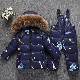 Купить детские лыжные костюмы для мальчиков