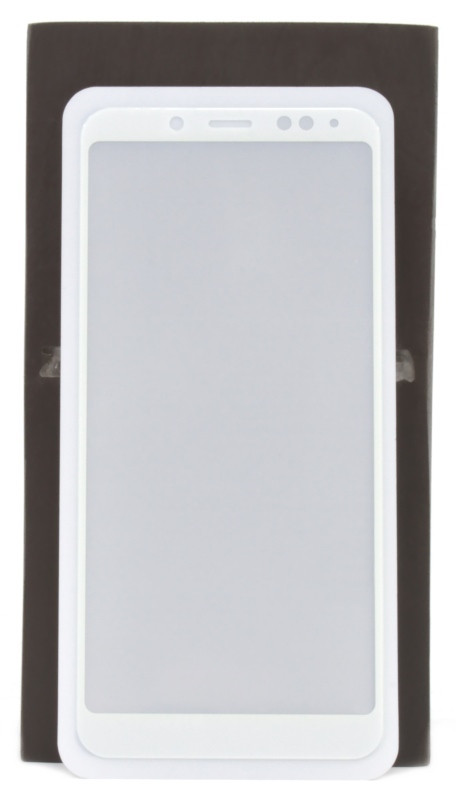 Захисне скло Mocolo для Xiaomi Redmi Note 5 Pro Full Glue Біла рамка + рідина