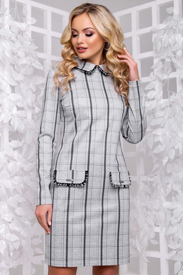 bad3722cbb9 Оригинальное платье в клетку - такой наряд никогда не потеряет своей  актуальности и станет вашим отображением элегантности и красоты!