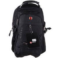 Рюкзак городской спортивный Swissgear (8810) Черный