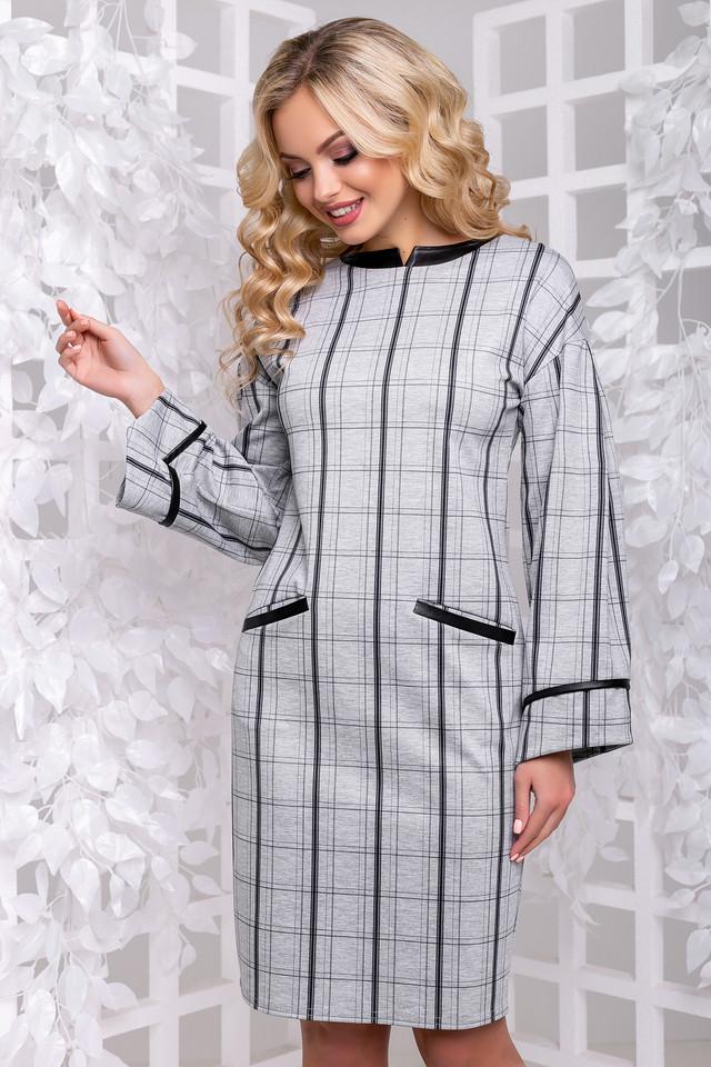 2b8c1396295 Оригинальное платье в клетку - такой наряд никогда не потеряет своей  актуальности и станет вашим отображением элегантности и красоты!