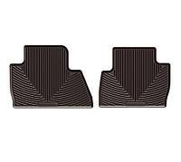 К/с BMW X3 коврики салона в салон на BMW БМВ X3 2010- / X4 2014- какао задние