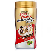 Чаванпраш Zandu Sona Chandi 450г