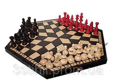 Шахматы Madon На троих король 85 мм (3162)