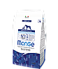 Корм Монже Медиум Стартер Monge DOG MediumStarter для щенков и кормящих собак средних пород 1,5 кг