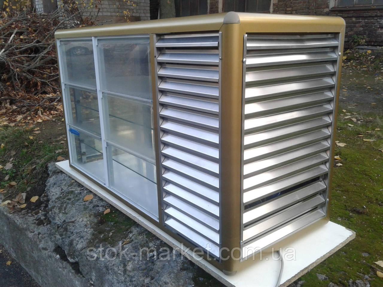 Холодильная настольная витрина Tecfrigo б/у, гастрономическая настольная витрина б у, витрина настольная б/у