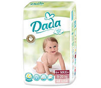 Памперсы Подгузники дада софт Dada  Extra Soft 4+ (9-20 кг.) - 48 шт.