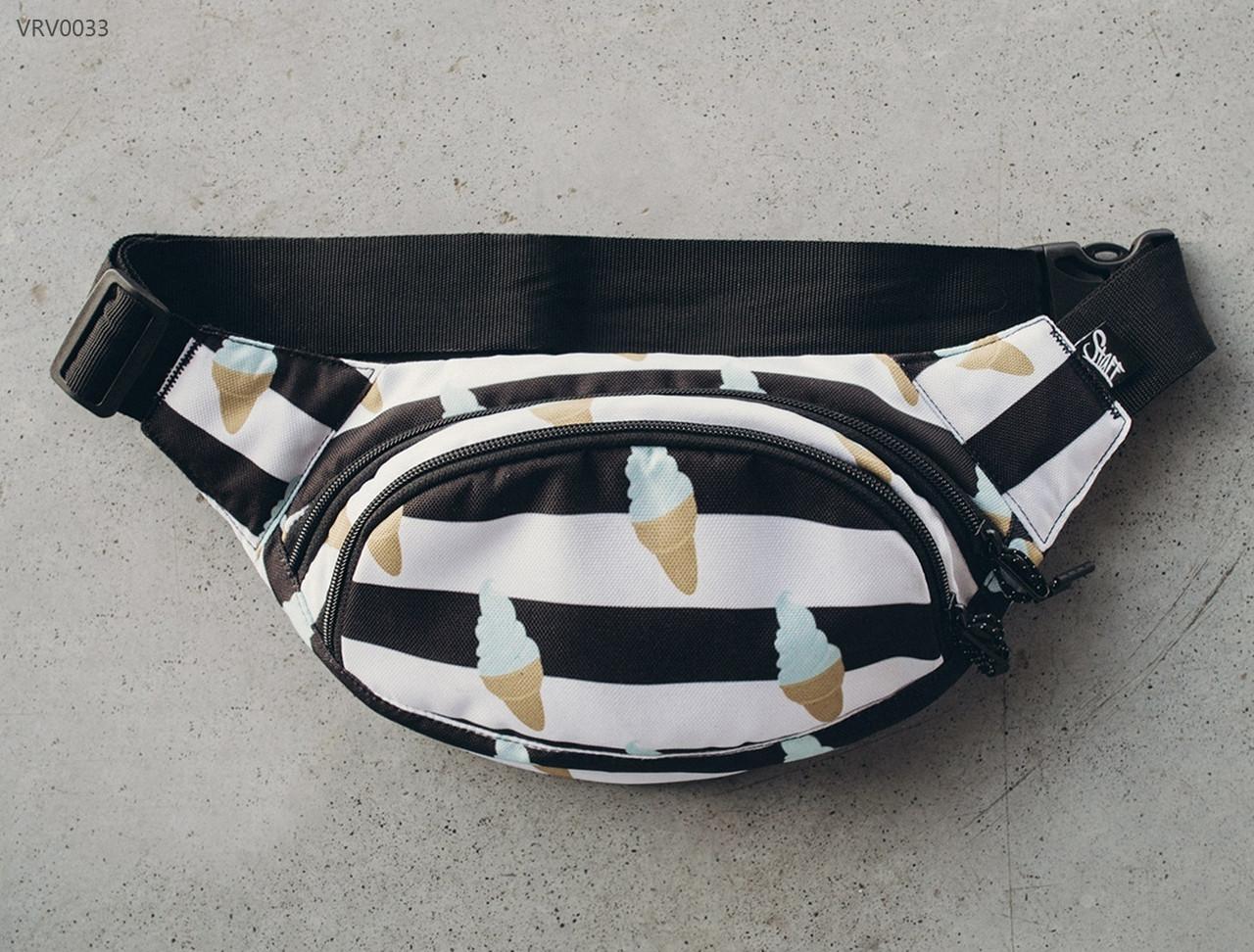 ab68e24ee2bf Поясная сумка (бананка) Staff - Ice Art. VRV0033: заказ, цены в ...