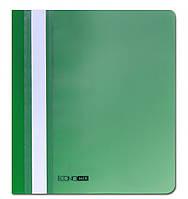 Папка-швидкозшивач Economix А5 без перфорації зелена Е31507-04