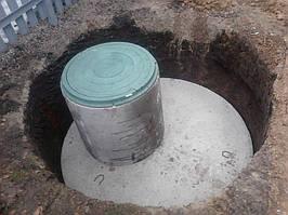 Копка септика в Глевахе. 3