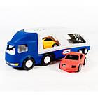 Игрушечная машинка Автовоз Трейлер с машинками Little Tikes 170430, фото 3