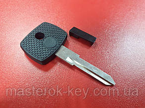 Заготовка ключа логотип MERCEDES-BENZ корпус под чип лезвие YM15
