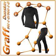 Фирменное женское термобелье Graff  900-1-D/901-1-D