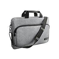 Сумка для ноутбука Grand-X SB-139G Grey, фото 1