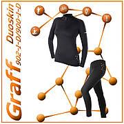Женское термобелье Graff (Графф) 900-1-D/902-1-D