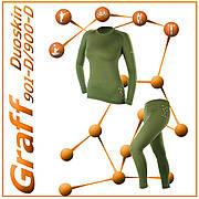 Женское термобелье Graff 900-D/901-D