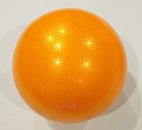 Мяч Pastorelli Glitter Arancio HV 16 cm Art. 02328, фото 1
