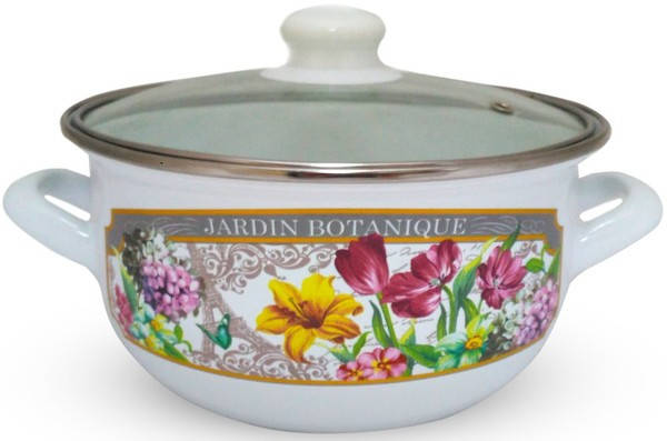Кастрюля INFINITY Jardin промо (2.3 л) 18 см (6373814), фото 2