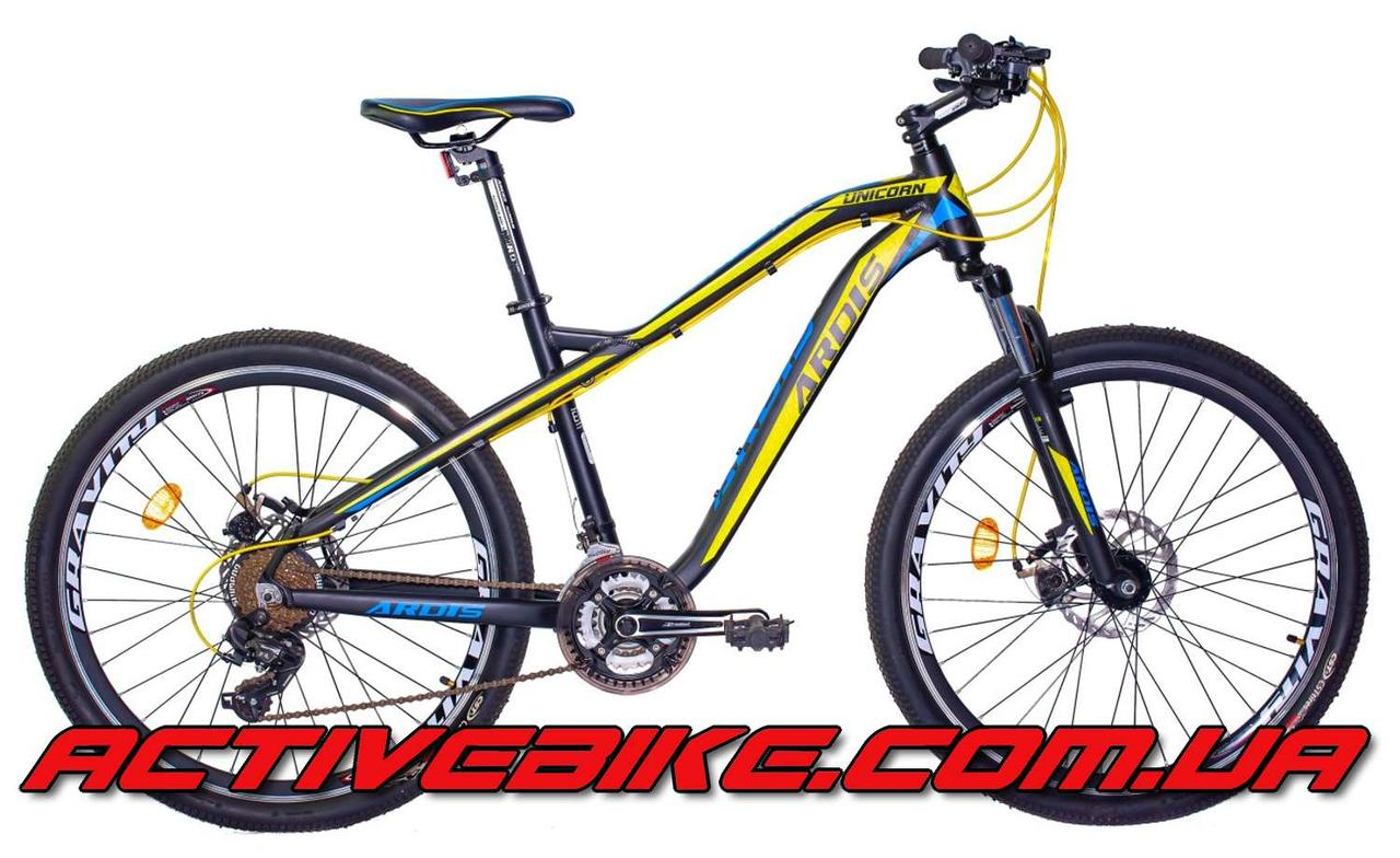 """Велосипед горныйArdis UNICORN 27,5"""" AL."""