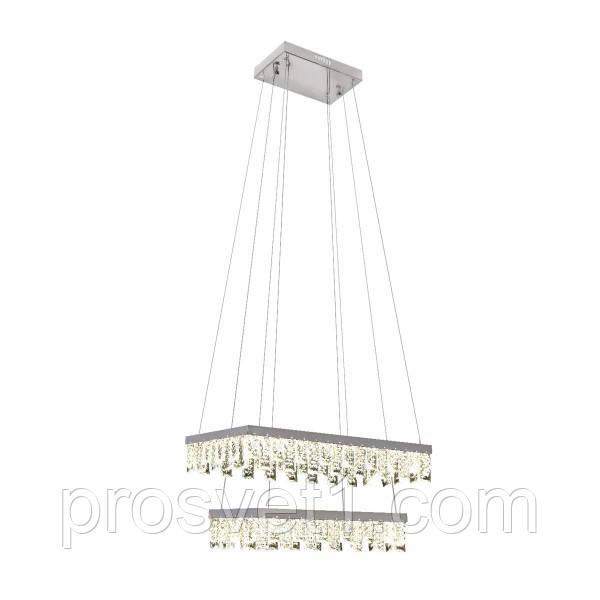"Люстра LED ""PANDORA-72"" 72W 4000K (хром)"