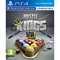 Игра Hustle Kings VR (PlayStation VR) для Sony PS 4 (русская версия)