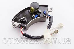 Автоматический регулятор напряжения (класс А) AVR (дуга) для генераторов 2 кВт - 3 кВт, фото 3