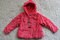 Меховое пальтишко для девочки ( подкладка мех- травка ) 4- 12 лет