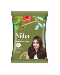 Хна для волос Neha Herbal Mehandi (рыжий) 20г
