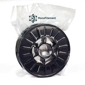 Пластик в котушці COPET 1,75 мм MonoFilament, Прозорий, 0.125 кг, Прозорий, фото 2