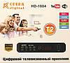 Тюнер Т2 Opera Digital HD-1004 DVB-T2 приставка, цифровое телевидение