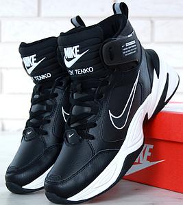 Зимние мужские кроссовки NIKE M2K Tekno Winter Black