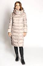 Куртка женская зимняя BatterFlei BTF 1881 - бежевая