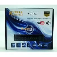 Тюнер Т2 OPERA DIGITAL HD-1003 DVB-T2, ТВ тюнер, Телеприемник, цифровое телевидение, фото 1