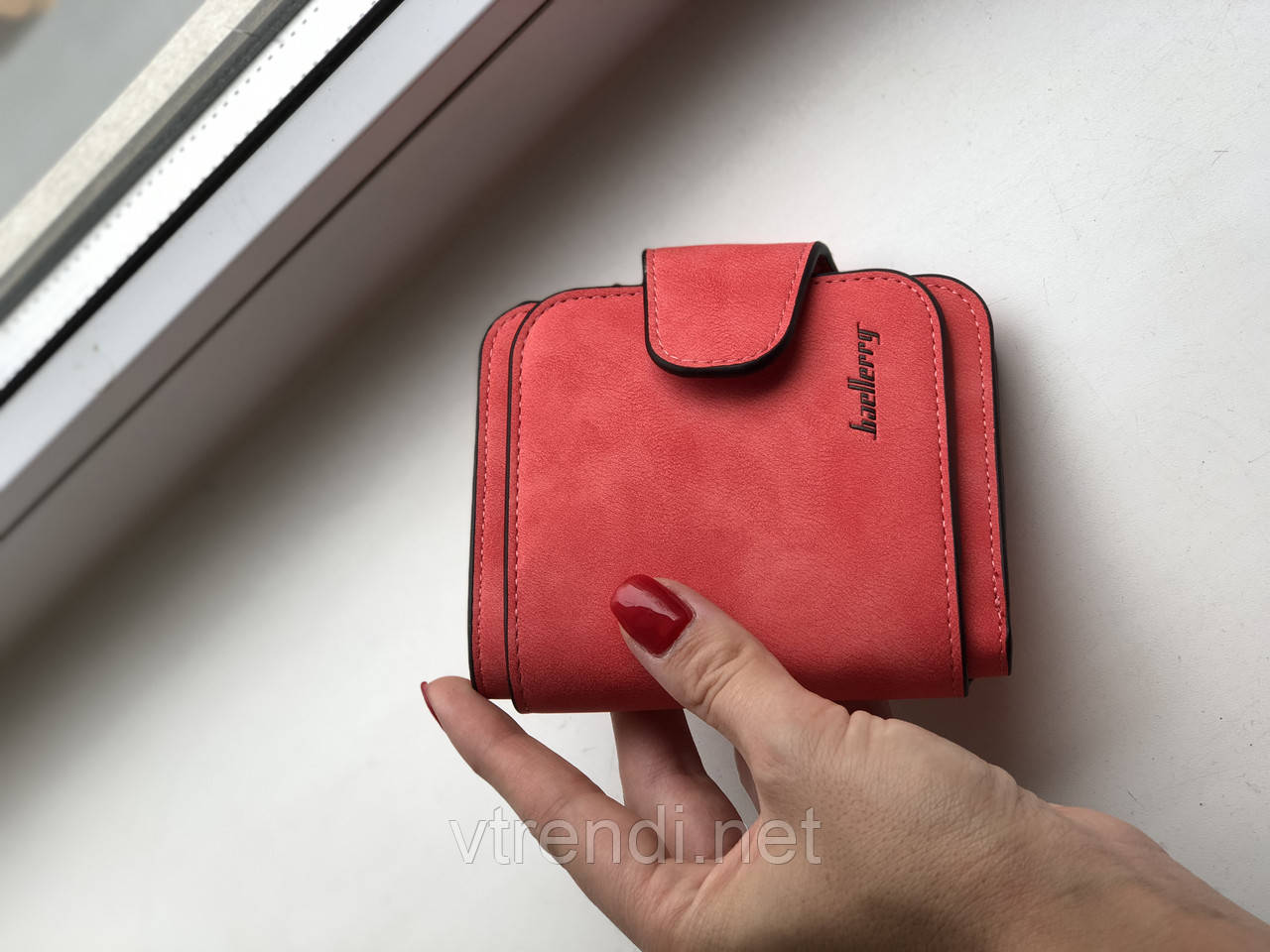 e2c6af576dc4 Кошелек Baellerry Forever mini exclusive color red: продажа, цена в ...