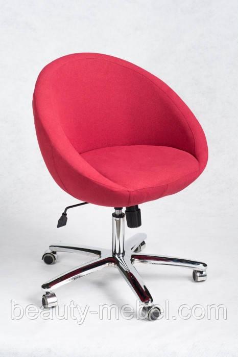 Кресло Marbino Office Malaga красное