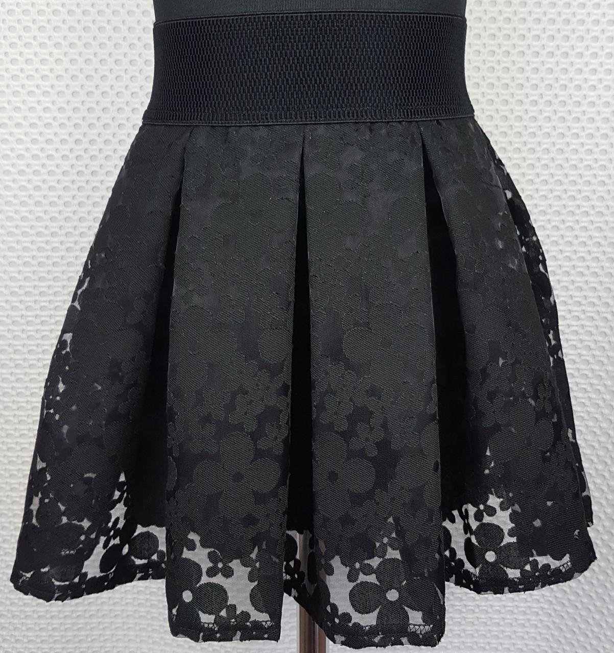 Школьная юбка рост.128-140