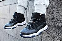 "Кроссовки женские Nike Air Jordan 11 GG ""Heiress"", Найк Аир Джордан   NR c5f5b22791d"
