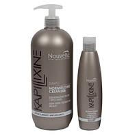 Шампунь для жирных волос с экстрактом крапивы, Nouvelle Normalizing Cleanser Shampoo, 250 мл