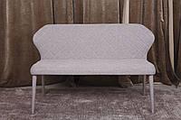 Кресло - банкетка VALENCIA  (Валенсия) светло-кофейная от Niсolas, ткань