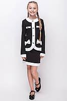Школьный костюм для девочки 122-128 рост