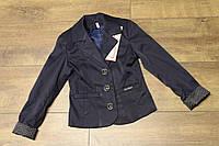 Школьный пиджак для девочек 134 рост