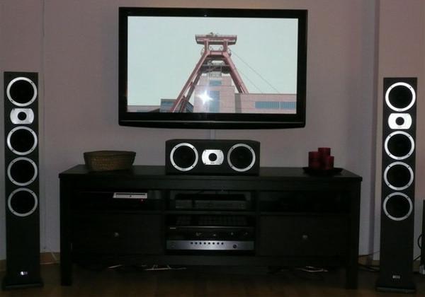 Акустические системы HECO Victa Prime 602 Black Home Cinema