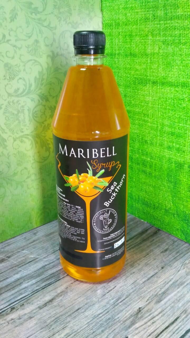 Сироп «Maribell» Облепиховый